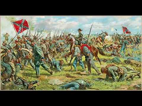 Gettysburg Soundtrack: March to Mortality(Pickett's Charge)