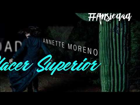 Placer Superior (Letra - Lyrics) -  Annette Moreno