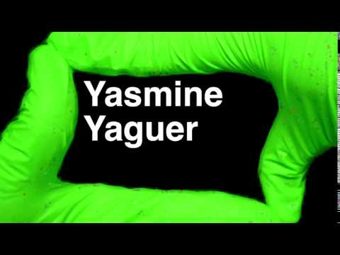 How to Pronounce Yasmine Yaguer