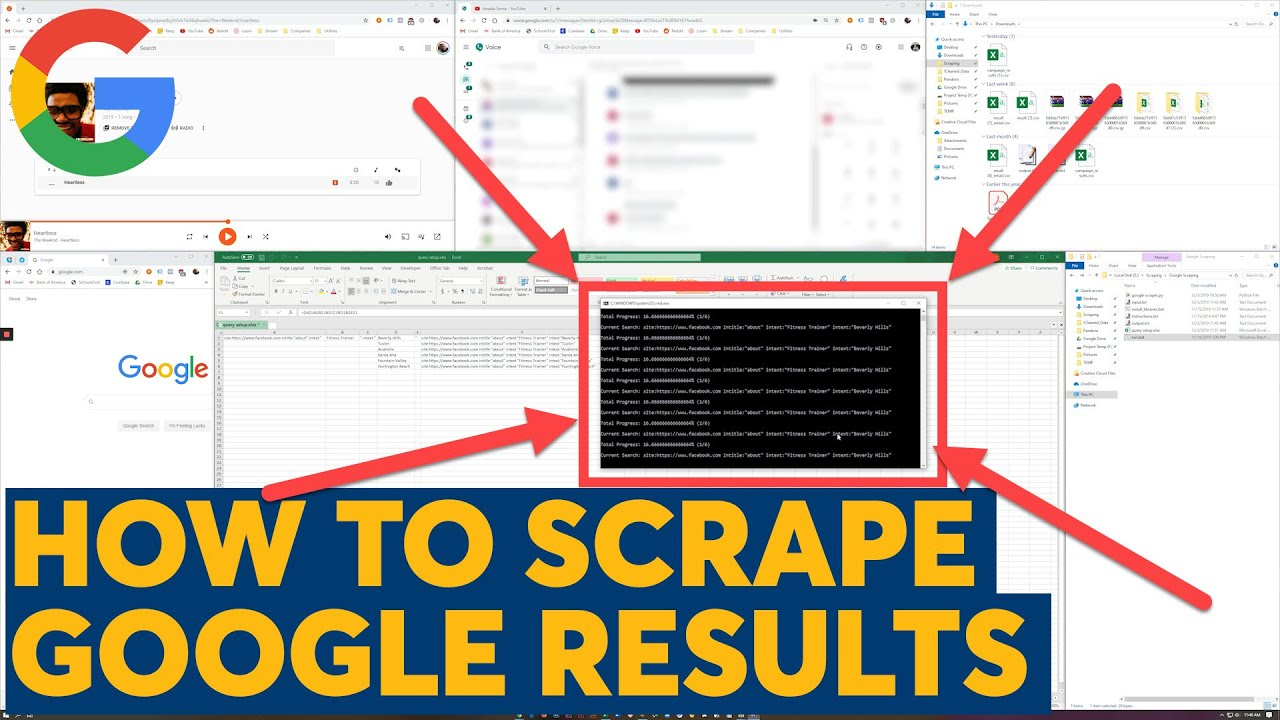 Download How To Scrape Google Results With Python, Then Extract Emails Using Scrapebox