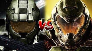 Master Chief vs The Doom Slayer - Halo Infinite vs Doom Eternal