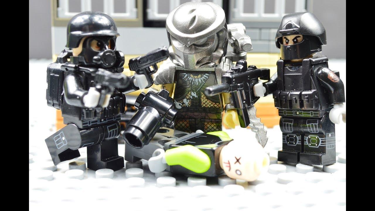 Lego Swat Lego Swat Predator Youtube