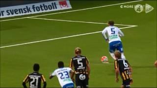 2016-08-10 IFK Norrköping - BK Häcken 3-1 (0-1)