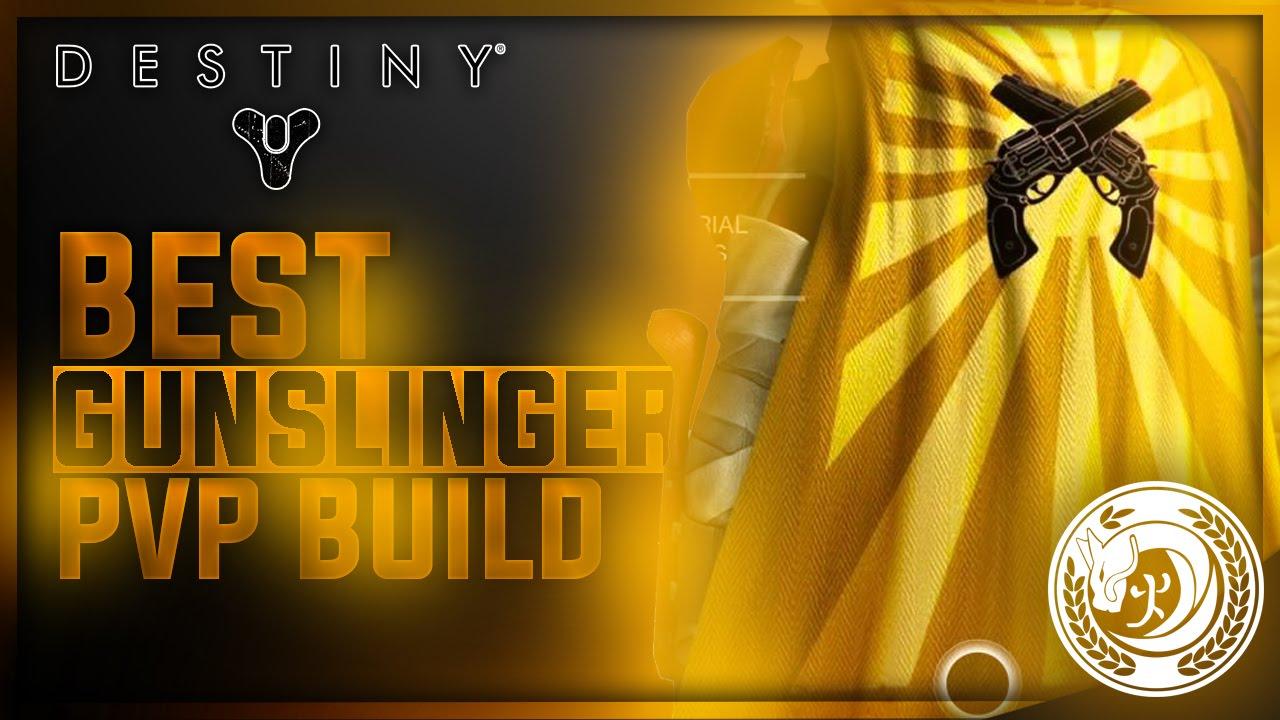 Best Hunter Build Destiny  Pvp