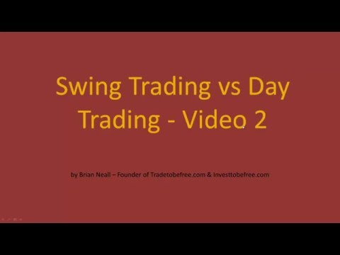 Swing Trading vs Day Trading - Risks with Both