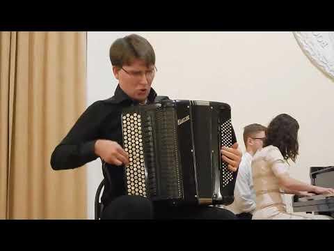 Антон Аренский - Фантазия на темы Рябинина для фортепиано с оркестром