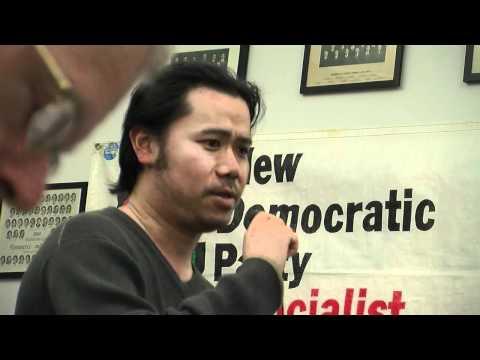 Civil Liberties Under Attack -- Fight Back! Socialism 2011 PART 6
