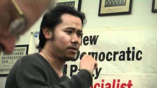 Civil Liberties Under Attack -- Fight Back! Socialism 2011 PART 6