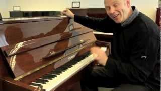 Steinbach 108 Video Demonstation | Jones Pianos of Chester