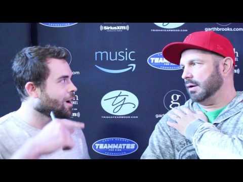 Garth Brooks' Worst Interview Ever
