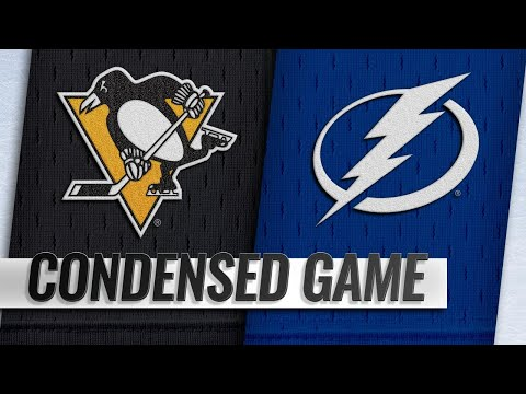 02/09/19 Condensed Game: Penguins @ Lightning