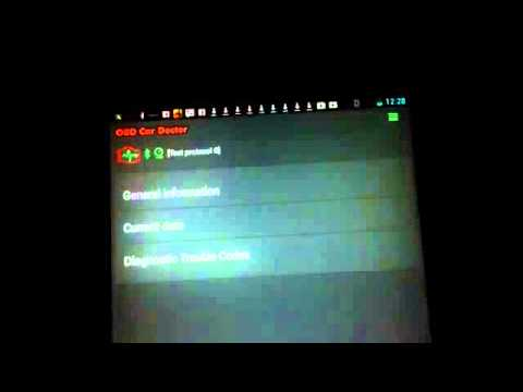 OBD Car Doctor Android App - scan tool to read trouble codes of OBD II and  Check Engine Light