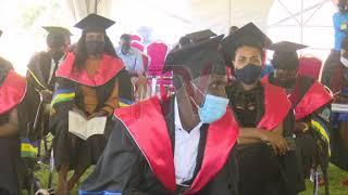 President Museveni calls for more science graduates