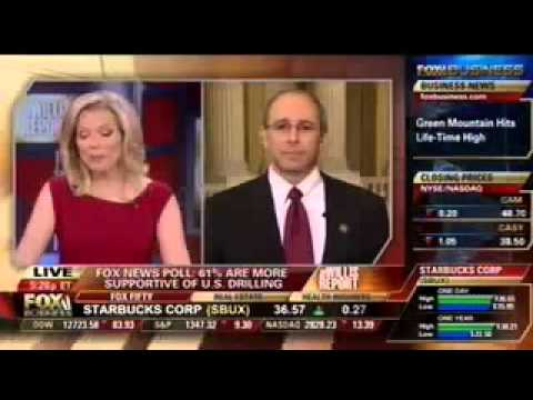 Fox Business Interview on American Energy Production