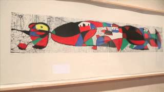 JOAN MIRÓ: PAPER AND POETRY, SELECTED PRINTS AND ILLUSTRATED BOOKS