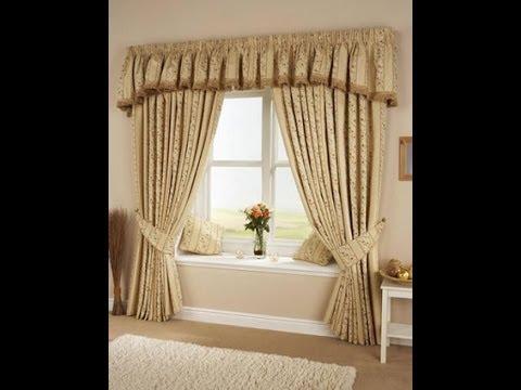 Como hacer cortinas tambien aprende como hacer una cenefa - Como hacer unas cortinas para el salon ...
