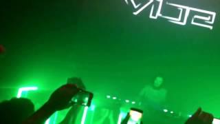 Nina Kraviz at Club Vibe,Curitiba,BR 03/02/17