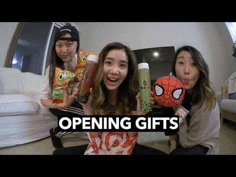 Another UC Berkeley Vlog + Opening Gifts 🎁