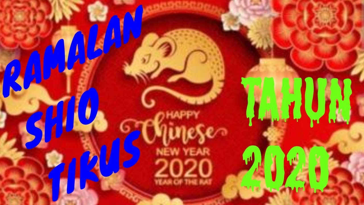 Ramalan Shio Tikus 2020