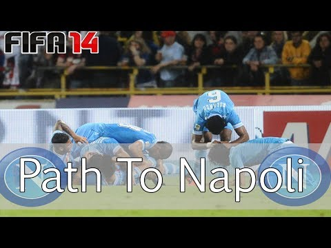 Path To Napoli Ep 2 | Trading Beast! FIFA 14 Ultimate Team