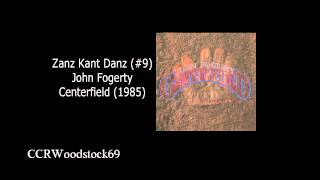 Zanz Kant Danz- John Fogerty (CD)