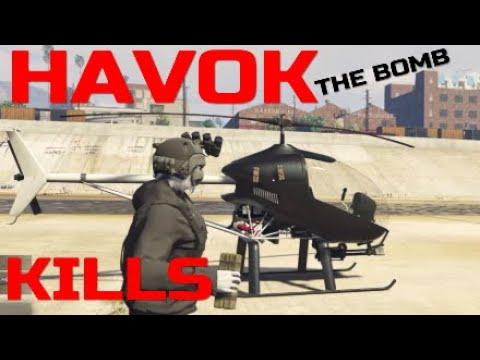 GTA 5 Havok The Bomb Kill Montage (compilation#70)