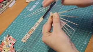 Мастер-класс по изготовлению кукольного веера