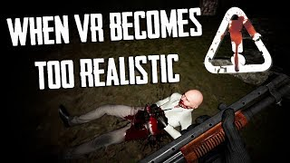 DID VR GO TOO FAR? - EXCLUSIVE BLOODTRAIL VR TECH DEMO