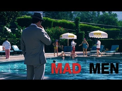 Mad Men - Who is Don Draper? - Tribute