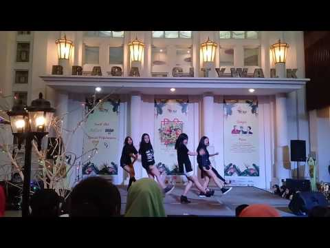 [170716] 4Minute - Crazy Dance Cover (by SugarQueen From Indonesia)