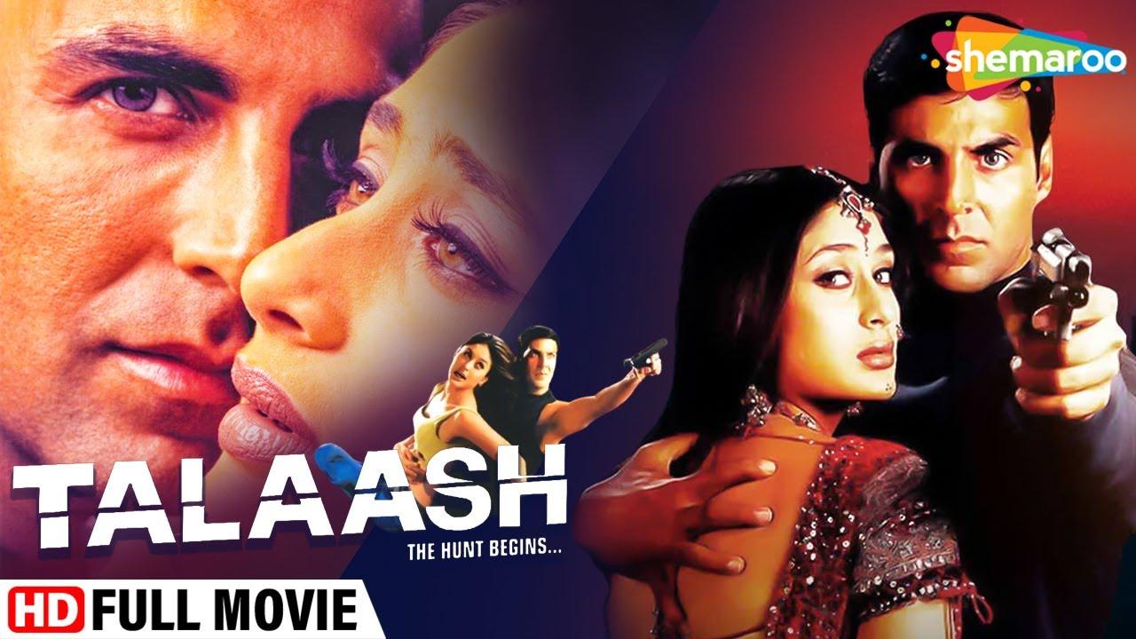Download Talaash - The Hunt Begins {HD} - Akshay Kumar - Kareena Kapoor - Hindi Full Movie