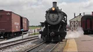 Strasburg Railroad 475 June 2013, part 1