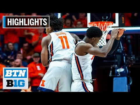 The Best Of Illinois Fighting Illini Basketball: 2019-2020 Top Plays | B1G Basketball