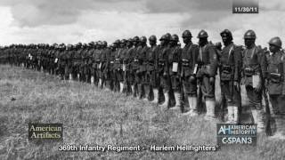 American Artifacts: WWI Harlem Hellfighters - Natl Museum of African American History & Culture
