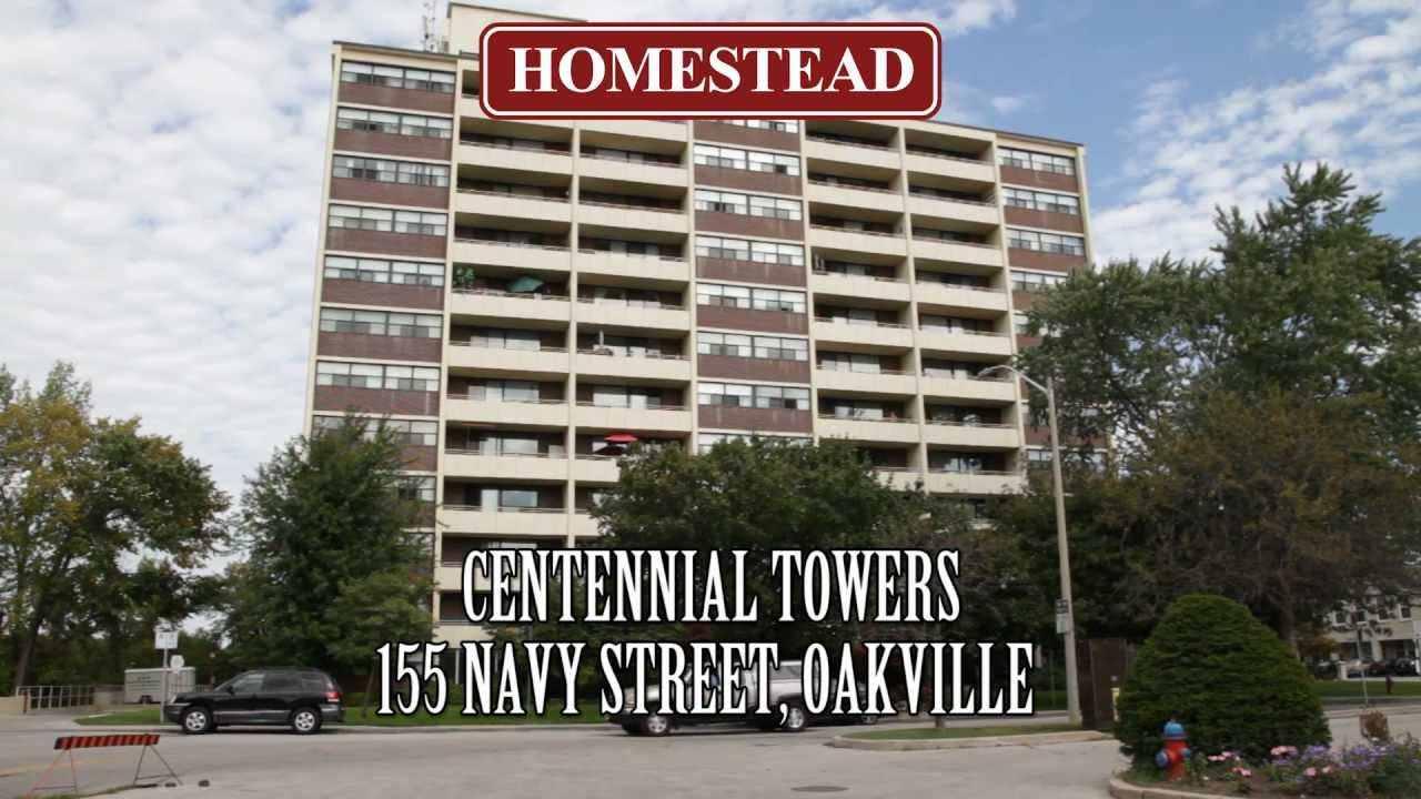 Oakville Apartments For Rent   Centennial Towers   155 Navy St.