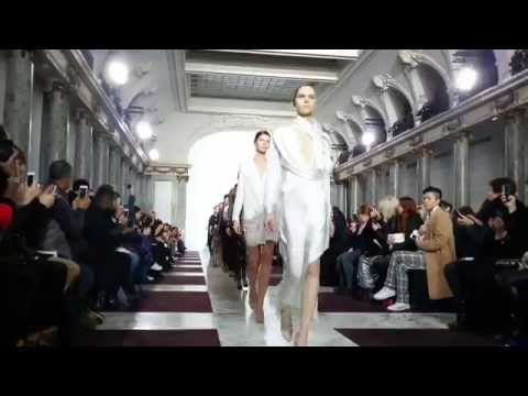 Paris Fashion Week: Yiqing Yin show | WOMANWORD