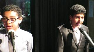 School Show Cabaret | Hamzah and Nathaniel | See you again