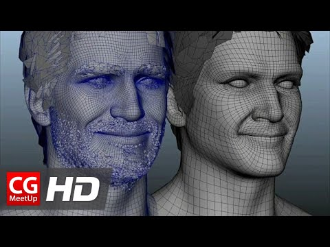 Making of Uncharted 4 Nathan Drake on CGMeetup.net | CGMeetup