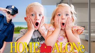 Levi and Ivy are HOME ALONE!!