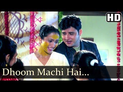 Dhoom Machi Hai - Ansh Songs - Dimple Verma - Abbas - Shama Sikandar - Rajat Bedi - Alok Nath