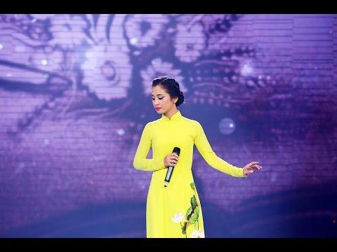Trang Nhật Ký - Nguyễn Thị Thu Hằng Chung kết 1 Solo cùng Bolero 2015 thvl youtube