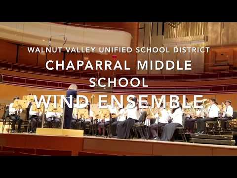 Walnut Valley Unified School District: Chaparral Middle School