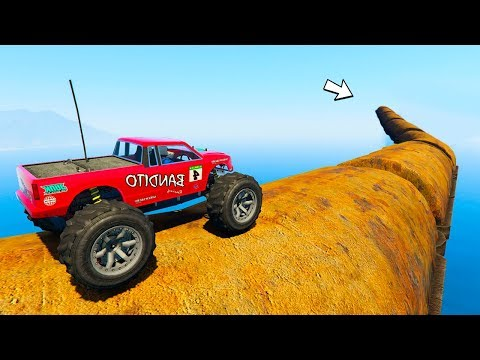 Parkour On RC Bandito In GTA 5 Online | Dodo-G