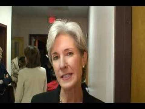 Interview with Kansas Gov. Kathleen Sebelius