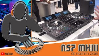 Numark NS7 III MK3 FIRST LOOK @ NAMM 2015 | Getinthemix.com