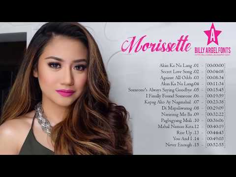 Morissette Greatest Hits - NON-STOP | Morissette Tagalog Love Songs Of All Time