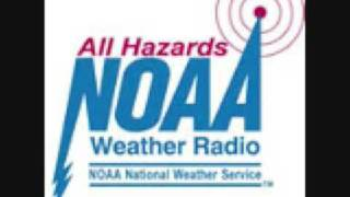 noaa weather radio WXJ-28 Jesup georgia