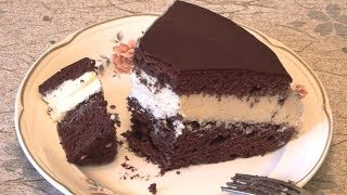 "Торт ""Эскимо"" / Cake «Eskimo» (English subtites)"