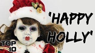 Top 10 Creepy Christmas Gift Stories