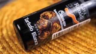 Бальзамический крем Casa Rinaldi с ароматом белого трюфеля IGP